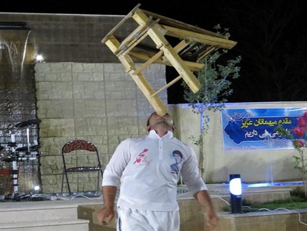 رکورد یونس مسعودی