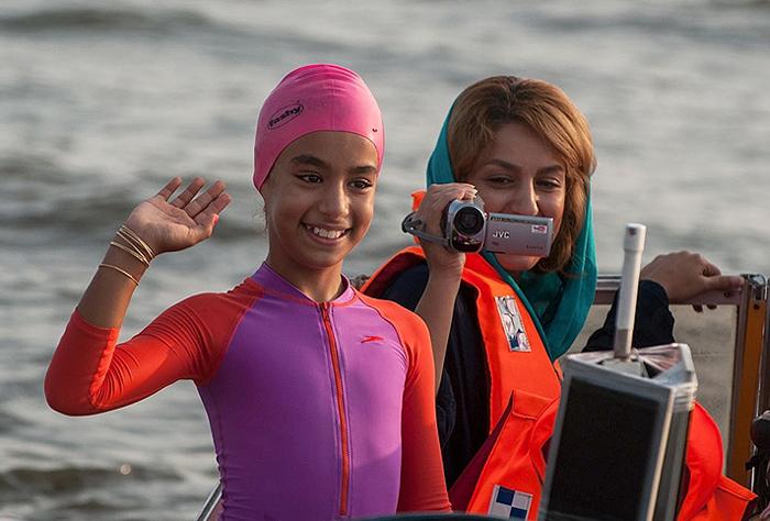 ثبت رکورد ساینا اتشین انزلی